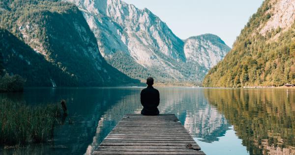 Kom naar de meditatie ochtend