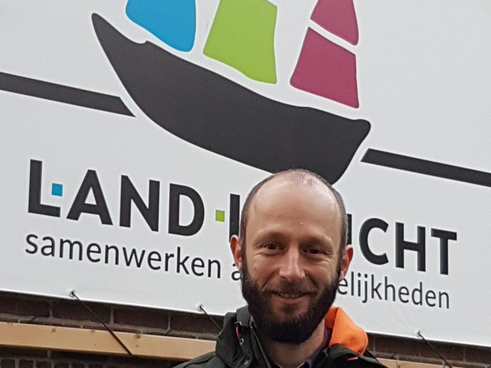 Yuri Cohen directeur Land in Zicht